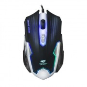 Mouse Gamer Óptico USB 6 Botões MG-11BSI 2400DPI - C3 Tech