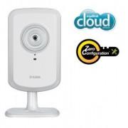 Câmera IP De Monitoramento D-Link DCS-930L