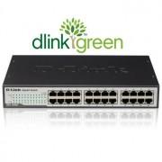 Switch D-Link 24 Portas 10/100/1000 - DGS-1024D