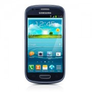 Smartphone Samsung Galaxy SIII Mini c/ Android 4.1, Tela Super Amoled, Dual Core 1Ghz, Câm 5MP, 8GB - I8190 Azul (Desbloqueado)