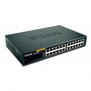 Switch D-Link 24 Portas 10/100Mbps - DES-1024D