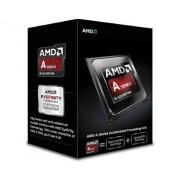 Processador AMD A10 - 6800K Quad Core BLACK Edition - 4.4GHZ Cache 4MB - FM2 - BOX - AD680KWOHLBOX
