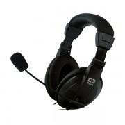 Headphone Headset Voicer Confort C3 Tech MI-2260