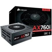 Fonte Corsair 760W  AX760i ATX Power Supply - 80 Plus Platinum CP-9020036-NA