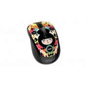 Mouse Wireless Mobile 3500 Artist Muxxi - GMF-00370