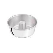 Forma para Pudim Alumínio Marlux 14cm Polida