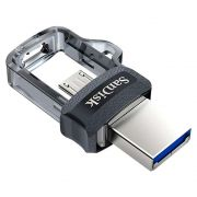 Pen Drive Ultra Dual 16GB Para Smartphone Sandisk USB 3.0