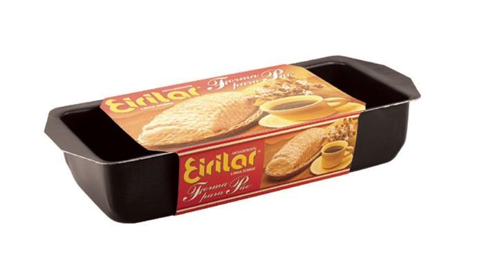 Forma de Pão Caseiro Antiaderente 32,5cm - Eirilar  - ShopNoroeste.com.br
