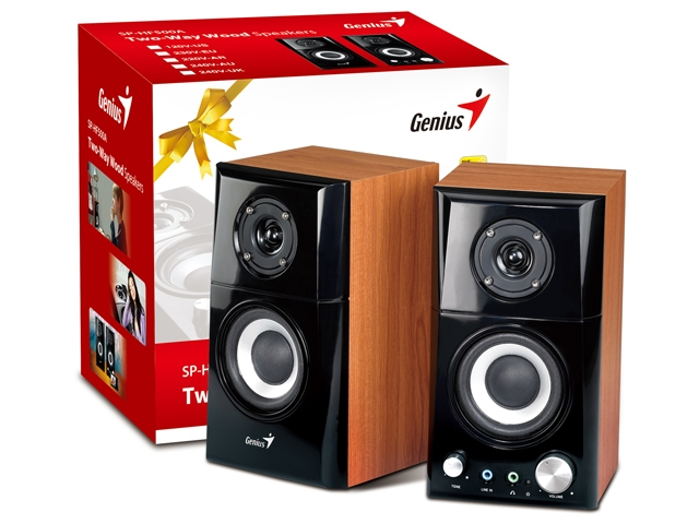 Caixa de Som Genius SP HF500A 14W RMS 31730958100  - ShopNoroeste.com.br