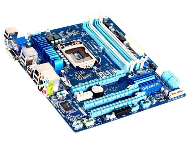 Placa Mãe Gigabyte GA-Z77MX-D3H LGA1155  - ShopNoroeste.com.br