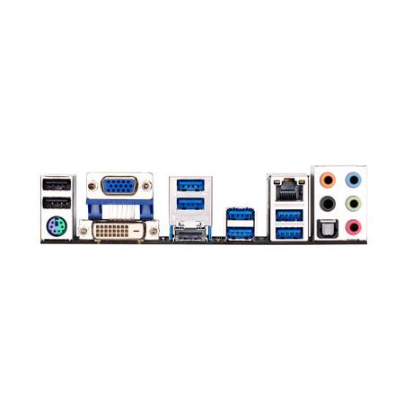 Placa Mãe Gigabyte GA-Z77X-D3H LGA1155,32GB,DDR3,RAID,USB,DVI,HDMI  - ShopNoroeste.com.br
