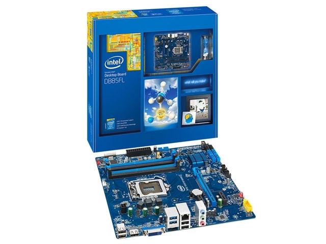 Placa Mãe Intel B85 FL LGA1150 - BOXDB85FL  - ShopNoroeste.com.br