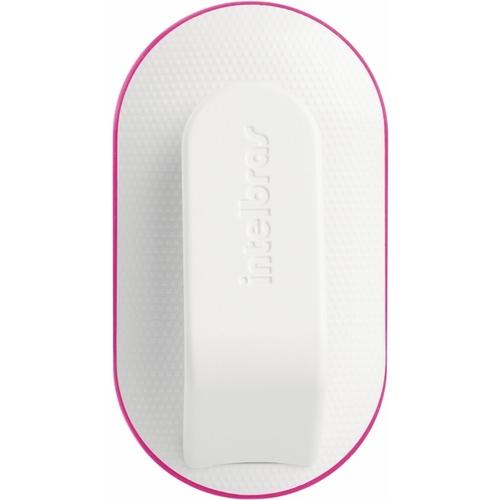 Controle Remoto Para Alarme e Portão Intelbras XAC 4000 Branco e Rosa  - ShopNoroeste.com.br