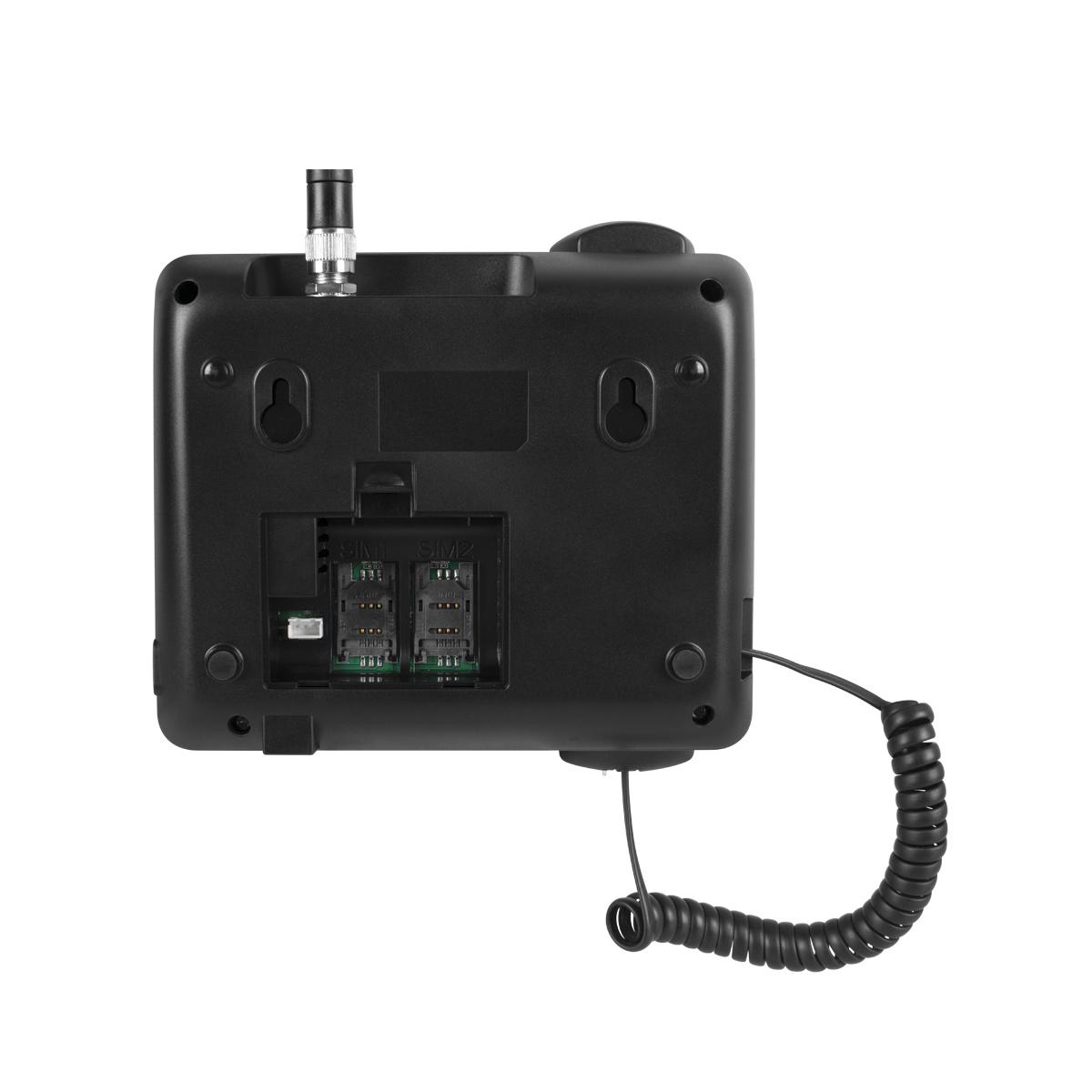 Celular Fixo de Longo Alcance Dual Chip CF 5002 - Intelbras  - ShopNoroeste.com.br