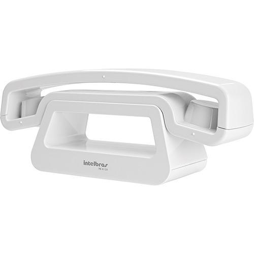 Telefone Intelbras sem Fio TS 8120 Branco  - ShopNoroeste.com.br