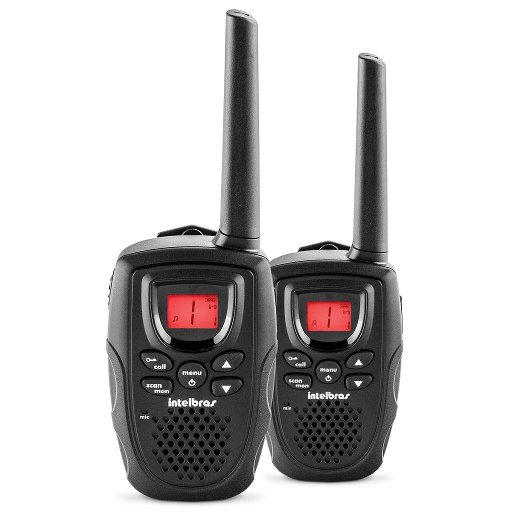 Radio Comunicador Intelbras 20 Km Par RC 5002 USB  - ShopNoroeste.com.br