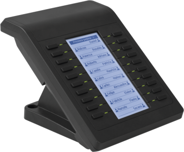 Modulo de Teclas para TIP 300 com 38 Posições MOD 350 - Intelbras  - ShopNoroeste.com.br