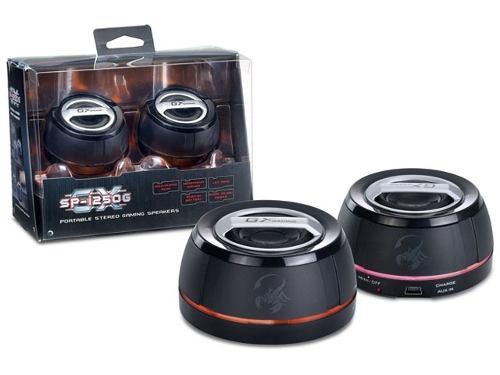 Caixa de Som genius RS, SP-I250G - 31731013100  - ShopNoroeste.com.br