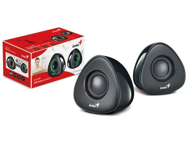 Caixa de Som Genius USB SP-U150X 31730992100  - ShopNoroeste.com.br