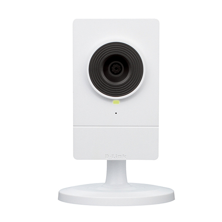 Câmera de Segurança IP D-Link Wireless DCS-2130  - ShopNoroeste.com.br