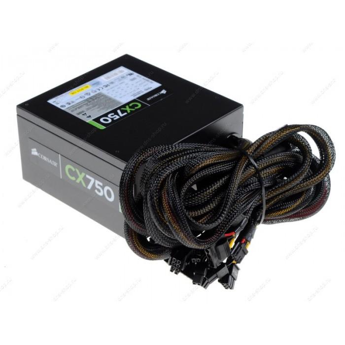 Fonte Corsair CX-750W 80 Bronze - CP-9020015-WW  - ShopNoroeste.com.br