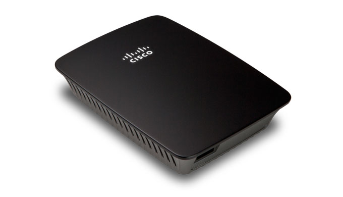 Repetidor Wireless N Linksys RE1000-BR T  - ShopNoroeste.com.br