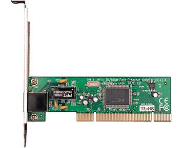 Placa de Rede TP-Link PCI 10/100 TF-3239DL  - ShopNoroeste.com.br