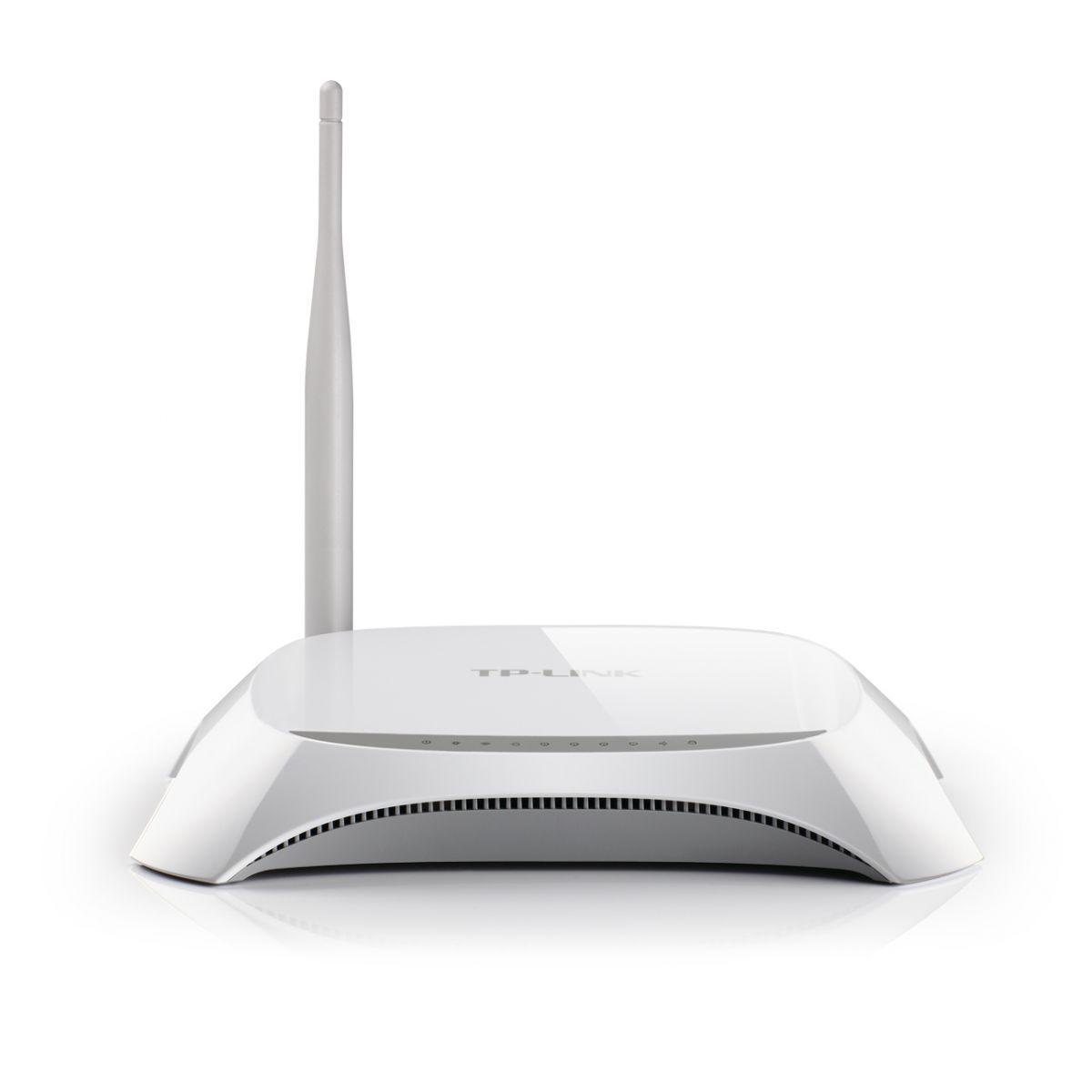 Roteador 3G Tp-Link Wireless TL-MR3220  - ShopNoroeste.com.br