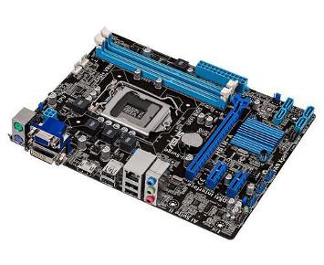 Placa Mãe Asus Core i7/i5/i3 DDR3 LGA1155 USB 2.0 UEFI Box - H61M-A  - ShopNoroeste.com.br