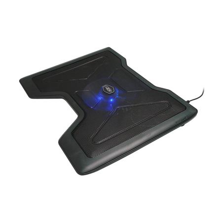 Base com Cooler p/ NoteBook Pixxo - EP76000PSB  - ShopNoroeste.com.br