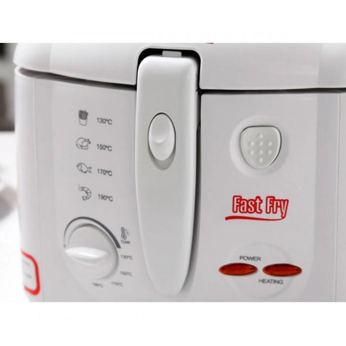 Fritadeira Elétrica Fast Fry FT-01 127v - Mondial  - ShopNoroeste.com.br
