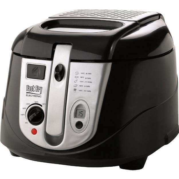 Fritadeira Elétrica Fast Fry Eletronic FT-03 127v - Mondial  - ShopNoroeste.com.br