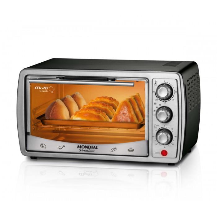 Forno Elétrico Multi Cook FR-06 127V - Mondial  - ShopNoroeste.com.br