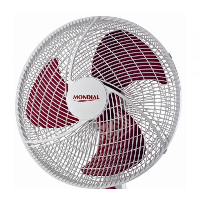 Ventilador de Mesa 40cm V-46 Red Premium 127V - Mondial  - ShopNoroeste.com.br