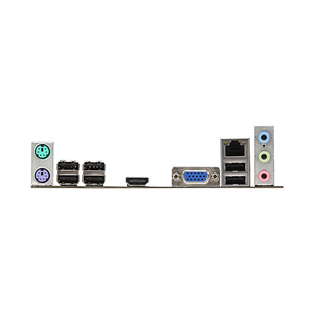 Placa Mãe MSI P/ Intel H61M-E22/W8 LGA 1155 Box  - ShopNoroeste.com.br