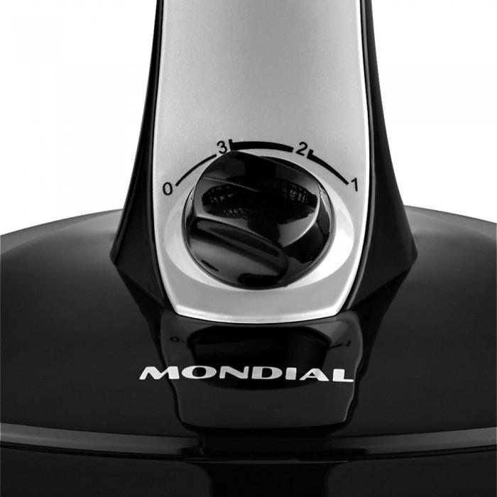 Ventilador Mondial Turbo e Silêncio Bravio VT-31 6 Pás Mesa 127V  - ShopNoroeste.com.br