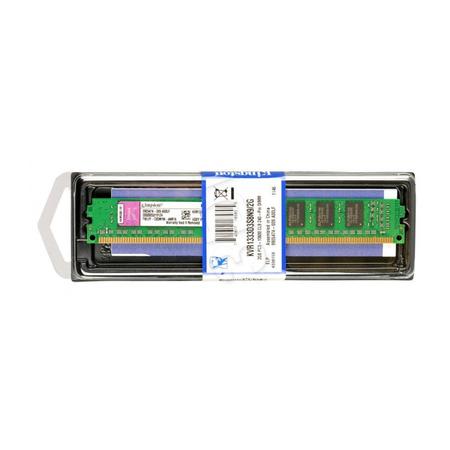 Memória Kingston KVR1333D3S8N9 2048 MB PC DDR3 1333 MHz  - ShopNoroeste.com.br
