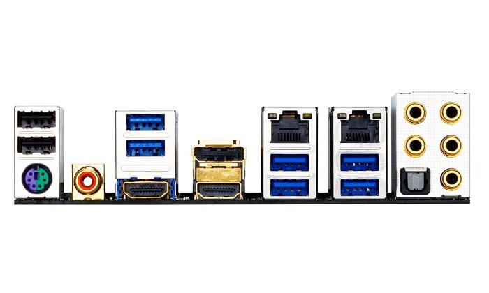 Placa Mãe Gigabyte LGA 1150 GA-G1 SNIPER 5  - ShopNoroeste.com.br