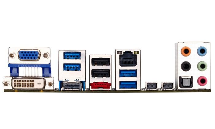 Placa Mãe Gigabyte LGA 1155 GA-Z77X-UP5 TH  - ShopNoroeste.com.br
