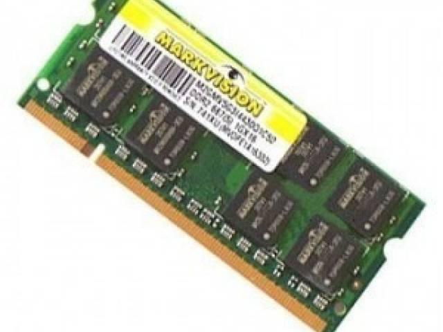 Memória Markvision KMM4GBD3-1333 4096 Notebook DDR3 1333  - ShopNoroeste.com.br