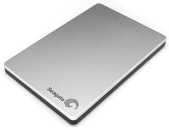 HD Seagate Slim STCD500100 500 GB Externo USB 3.0 Prata  - ShopNoroeste.com.br