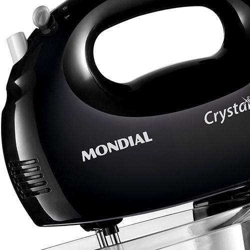 Batedeira Mondial Premium Crystal B-15 127V  - ShopNoroeste.com.br