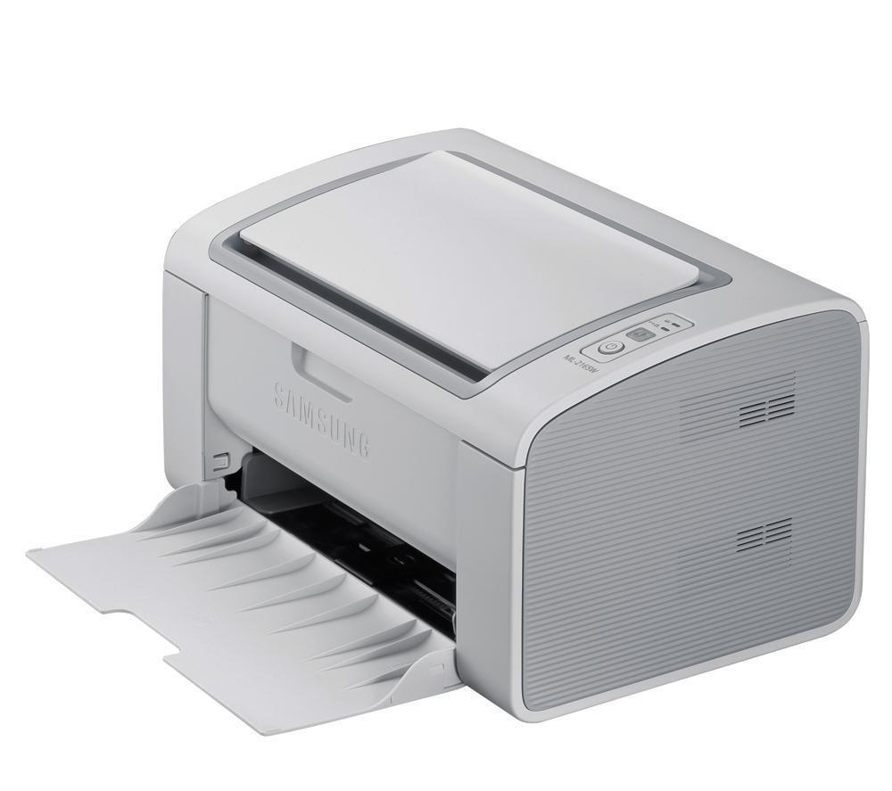 Impressora Laser Samsung Monocromática ML-2165 Resolução 1200x1200 dpi 20ppm 10000 Pag/Mês USB Branca  - ShopNoroeste.com.br