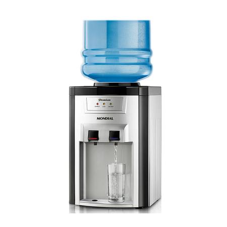 Bebedouro Mondial Best Water BB-01 Com 3 Temperaturas 220V - Natural, Gelada e Quente  - ShopNoroeste.com.br