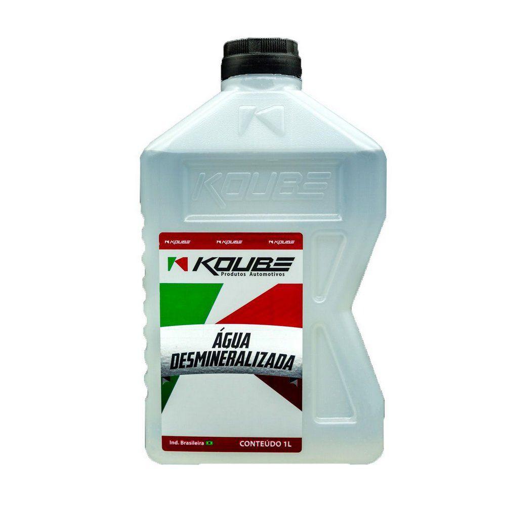 Água Desmineralizada Koube 1 Litro  - ShopNoroeste.com.br