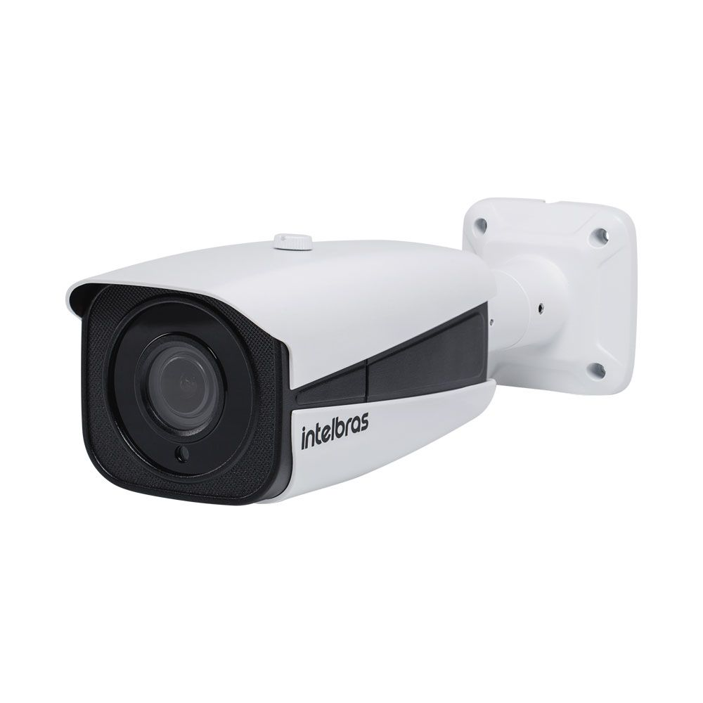 Câmera de Segurança IP Intelbras VIP 1130 VF Bullet HD Lente Varifocal 2.8 12MM IR 30M  - ShopNoroeste.com.br