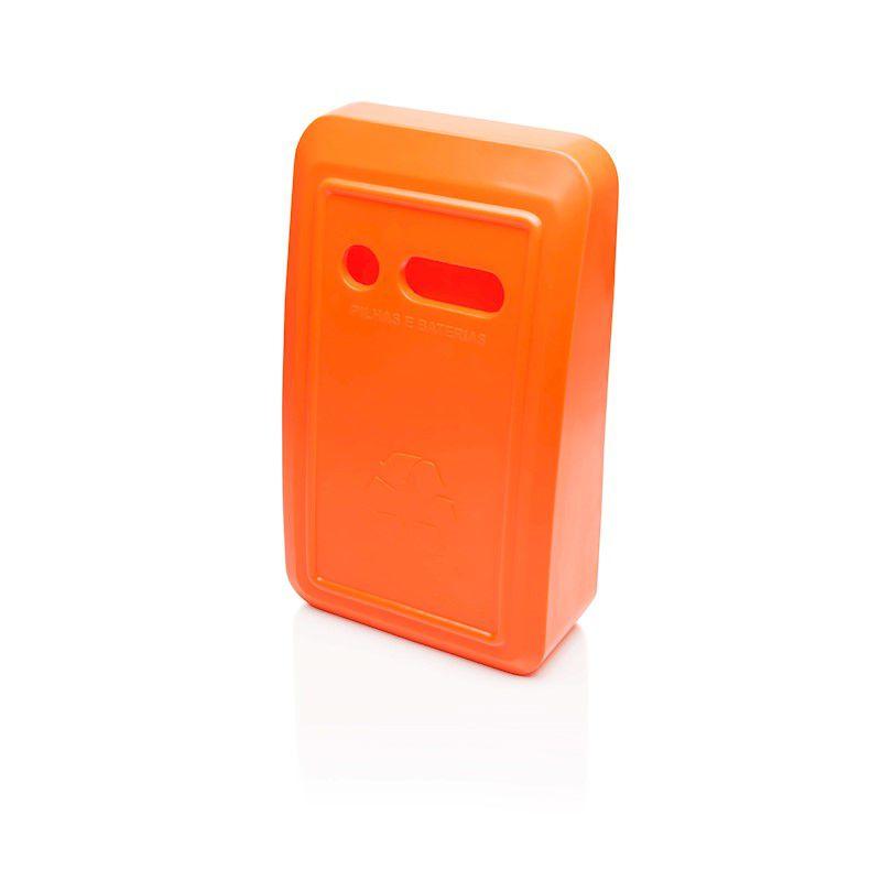 Coletor para Pilhas e Baterias Só Lixeiras  - ShopNoroeste.com.br