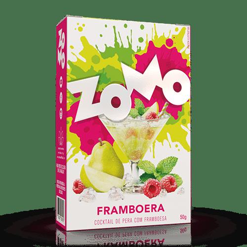 Essência Narguile Zomo Framboera 50g  - ShopNoroeste.com.br