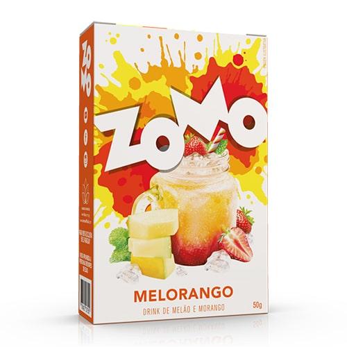 Essência Narguile Zomo Melorango 50g  - ShopNoroeste.com.br