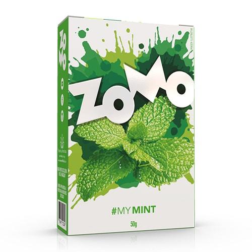 Essência Narguile Zomo My Mint 50g  - ShopNoroeste.com.br